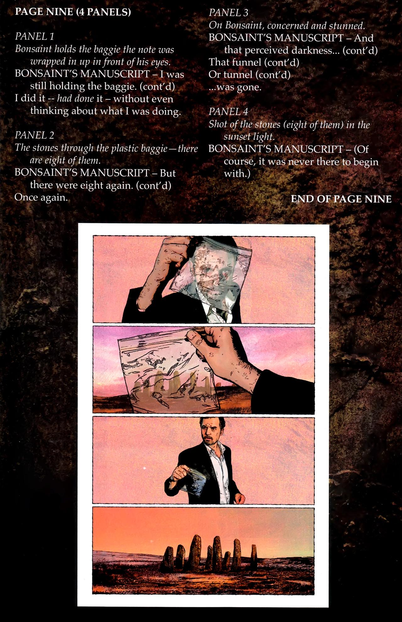 Read online Stephen King's N. comic -  Issue #3 - 33
