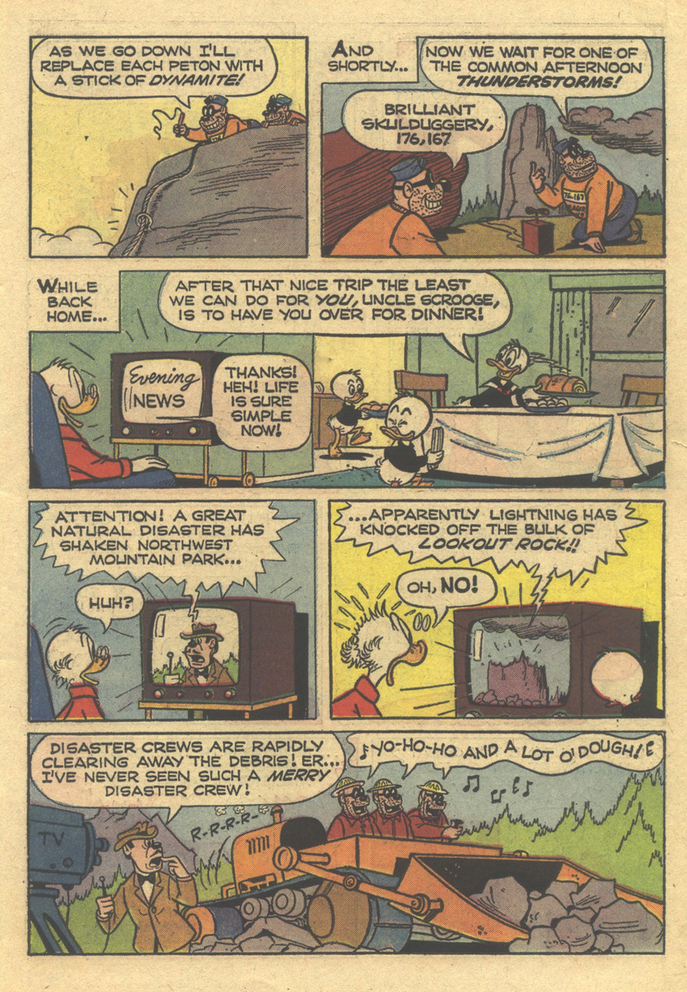 Read online Uncle Scrooge (1953) comic -  Issue #76 - 11