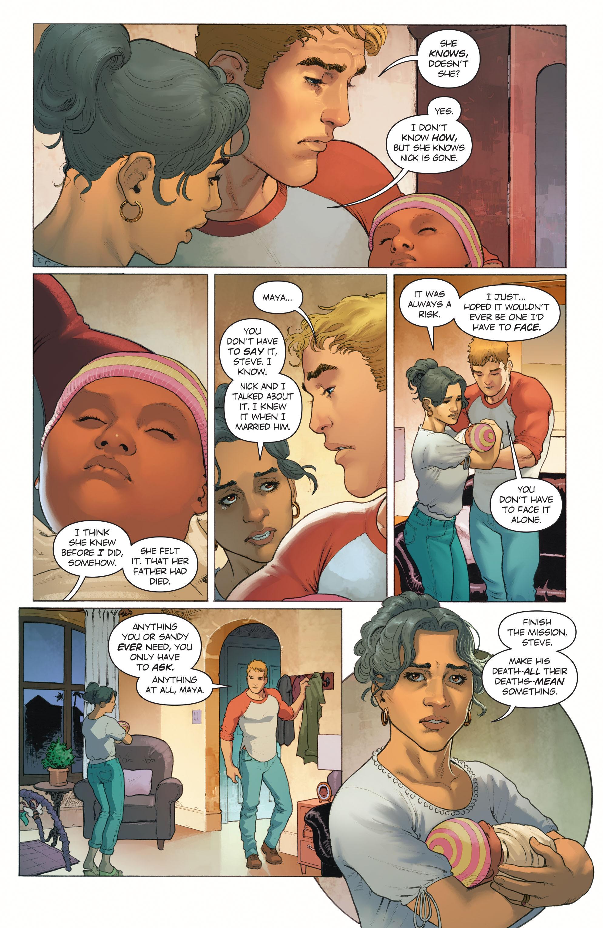 Read online Wonder Woman (2016) comic -  Issue #6 - 16