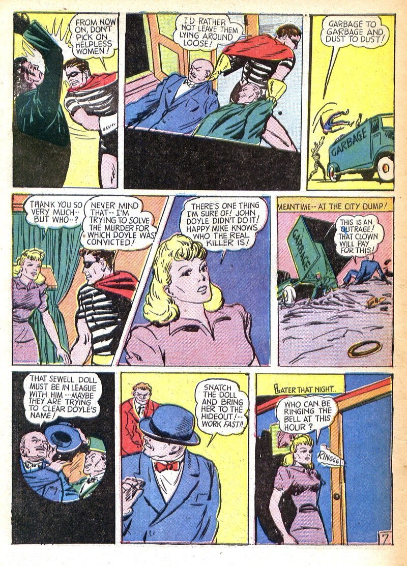 Green Hornet Comics issue 7 - Page 56