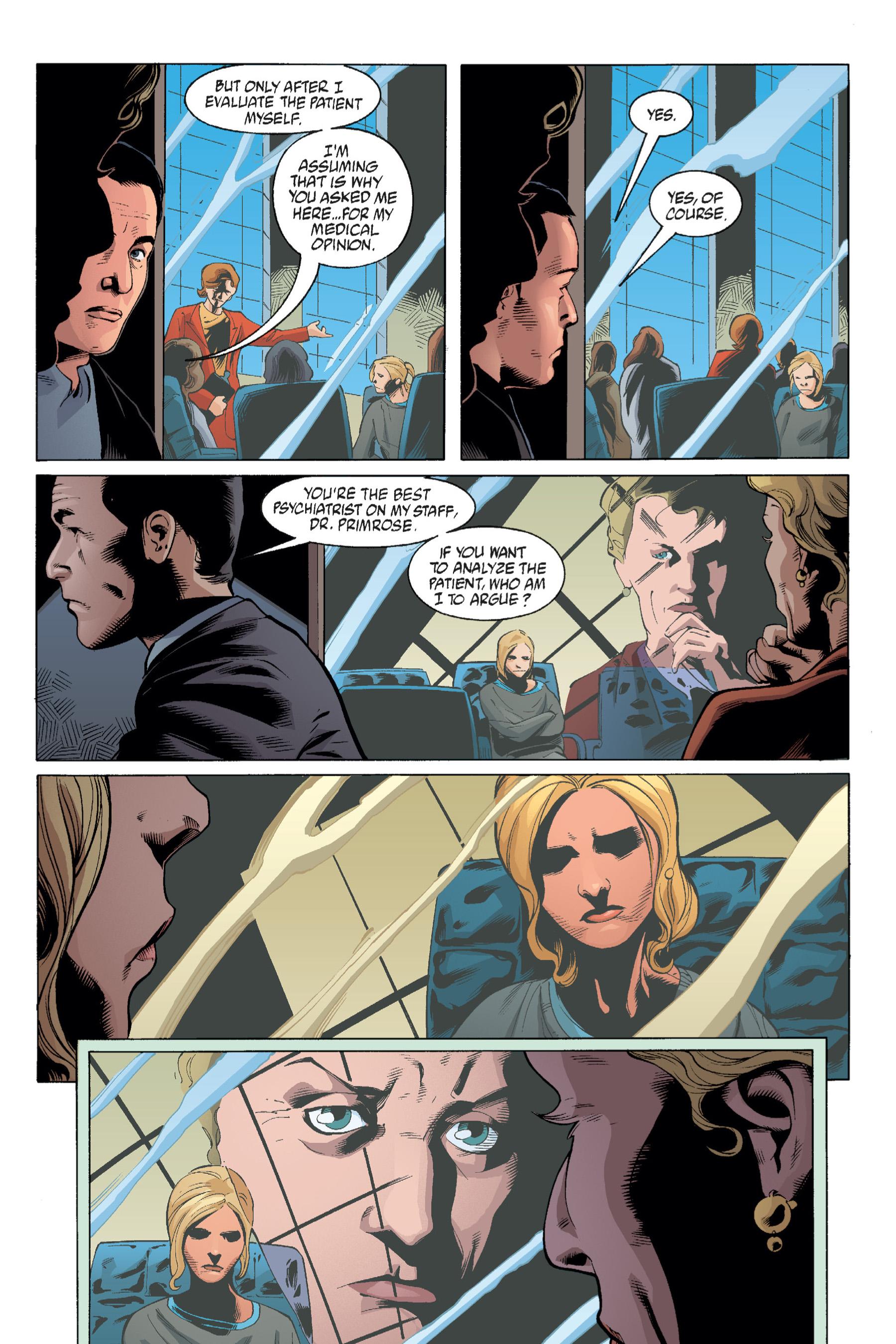 Read online Buffy the Vampire Slayer: Omnibus comic -  Issue # TPB 1 - 241