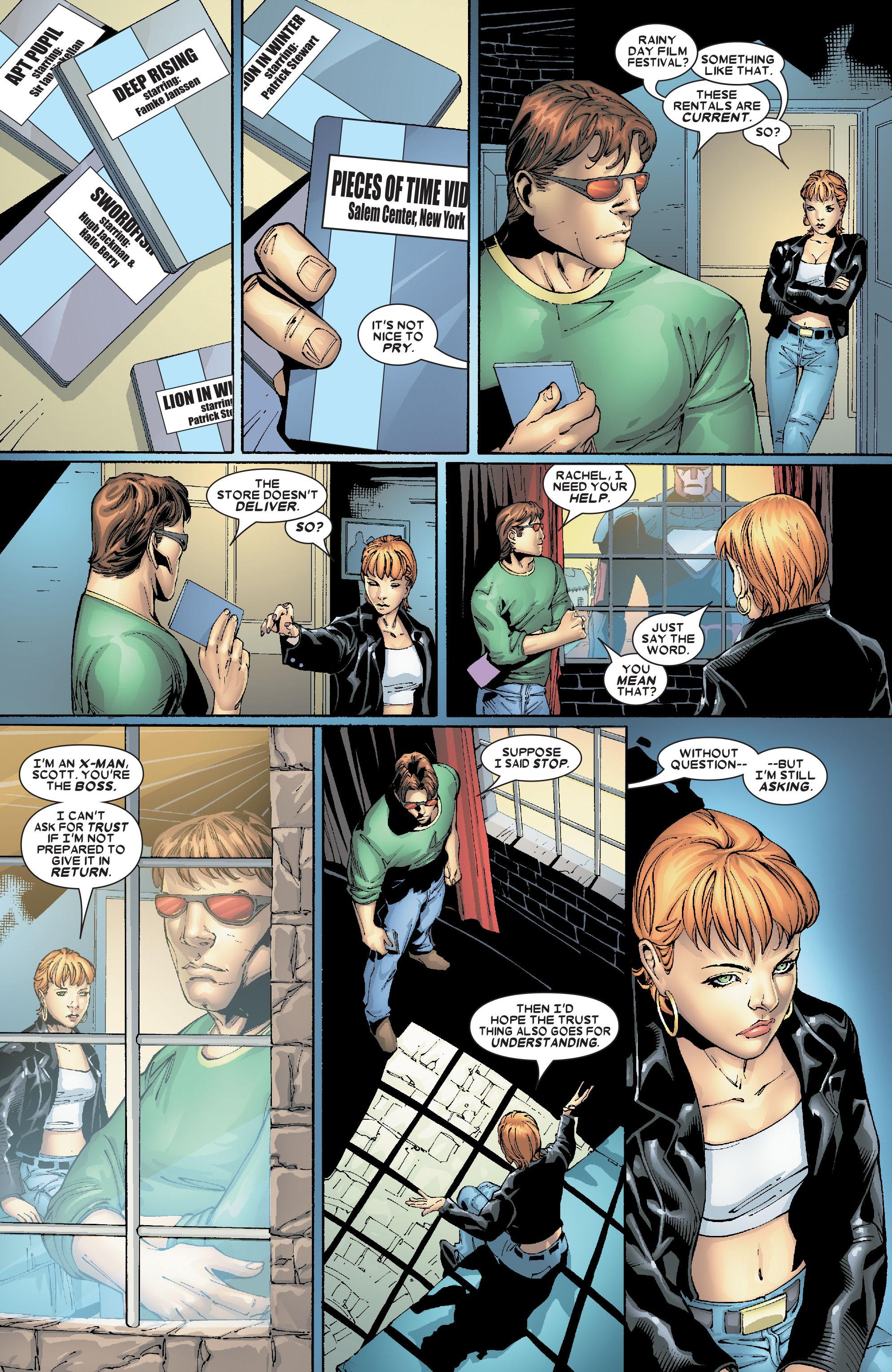 Read online Uncanny X-Men (1963) comic -  Issue #469 - 21