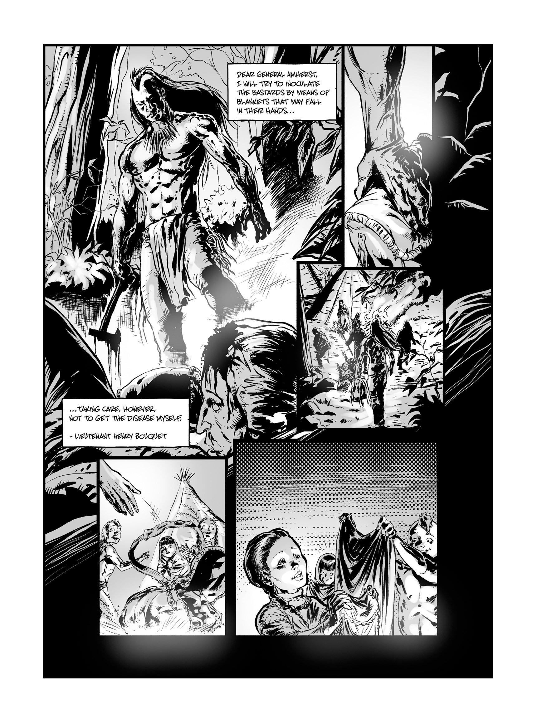 Read online FUBAR comic -  Issue #3 - 34