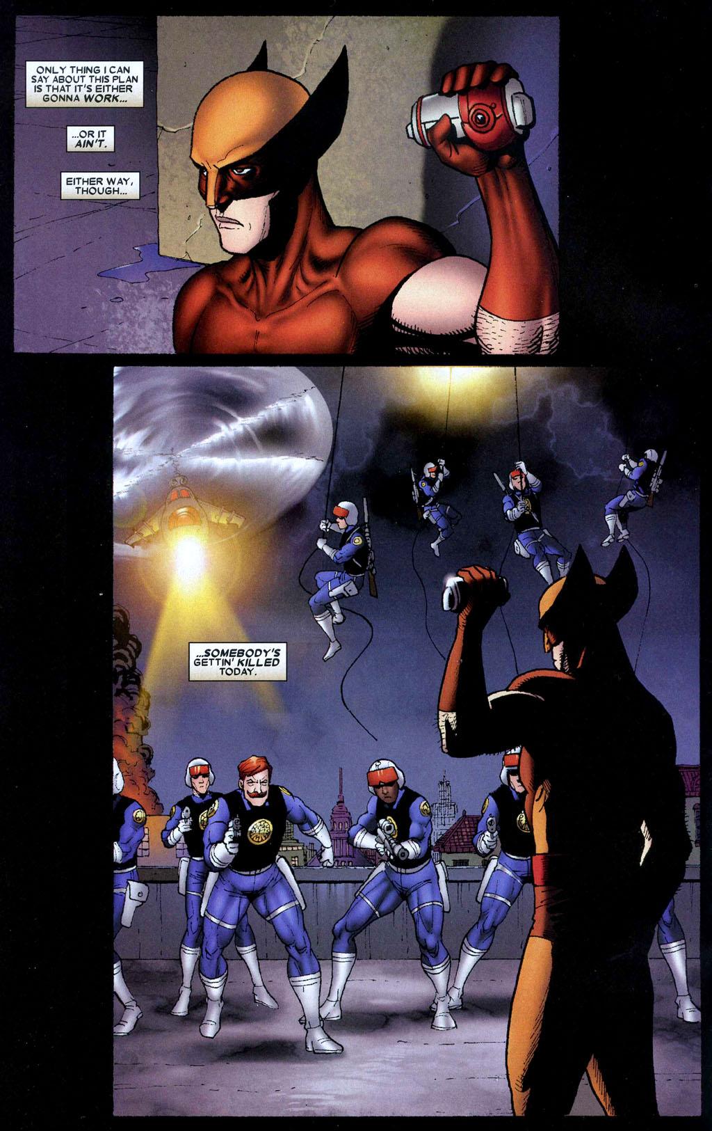 Read online Wolverine: Origins comic -  Issue #10 - 3