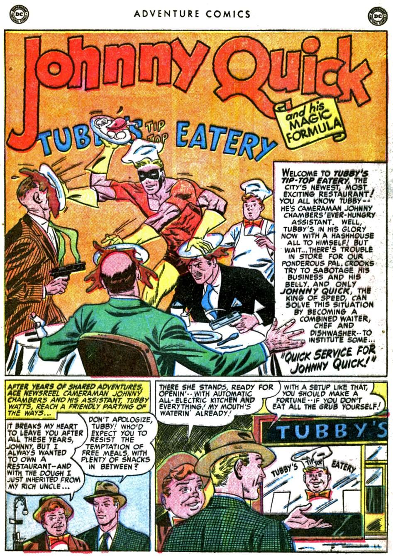 Read online Adventure Comics (1938) comic -  Issue #160 - 25