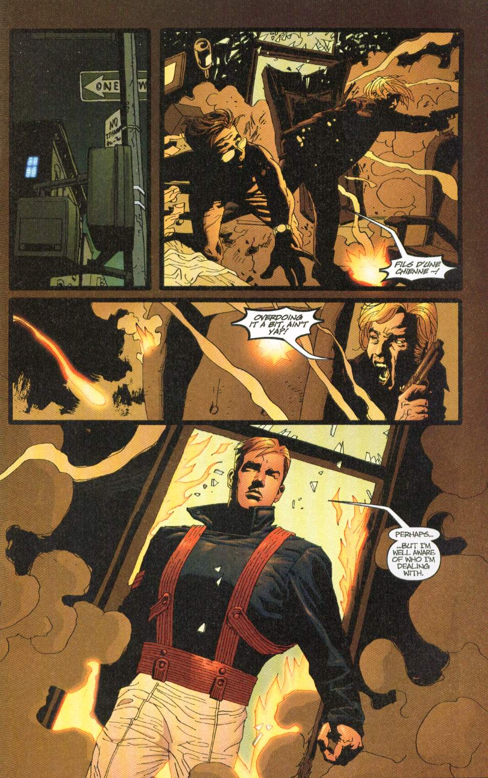Wildcats (1999) Issue #8 #9 - English 20
