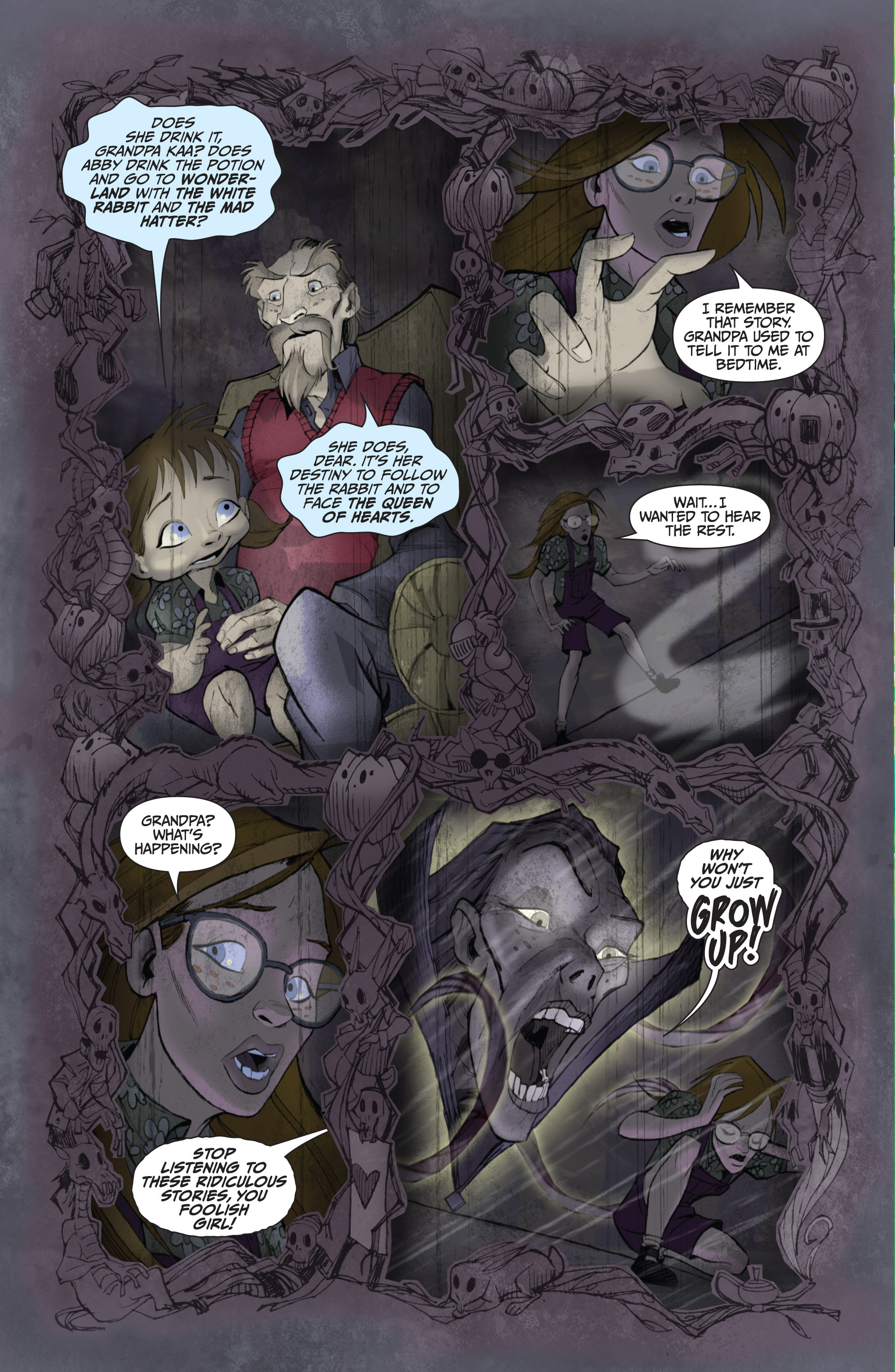 Read online Legendary Talespinners comic -  Issue #1 - 15