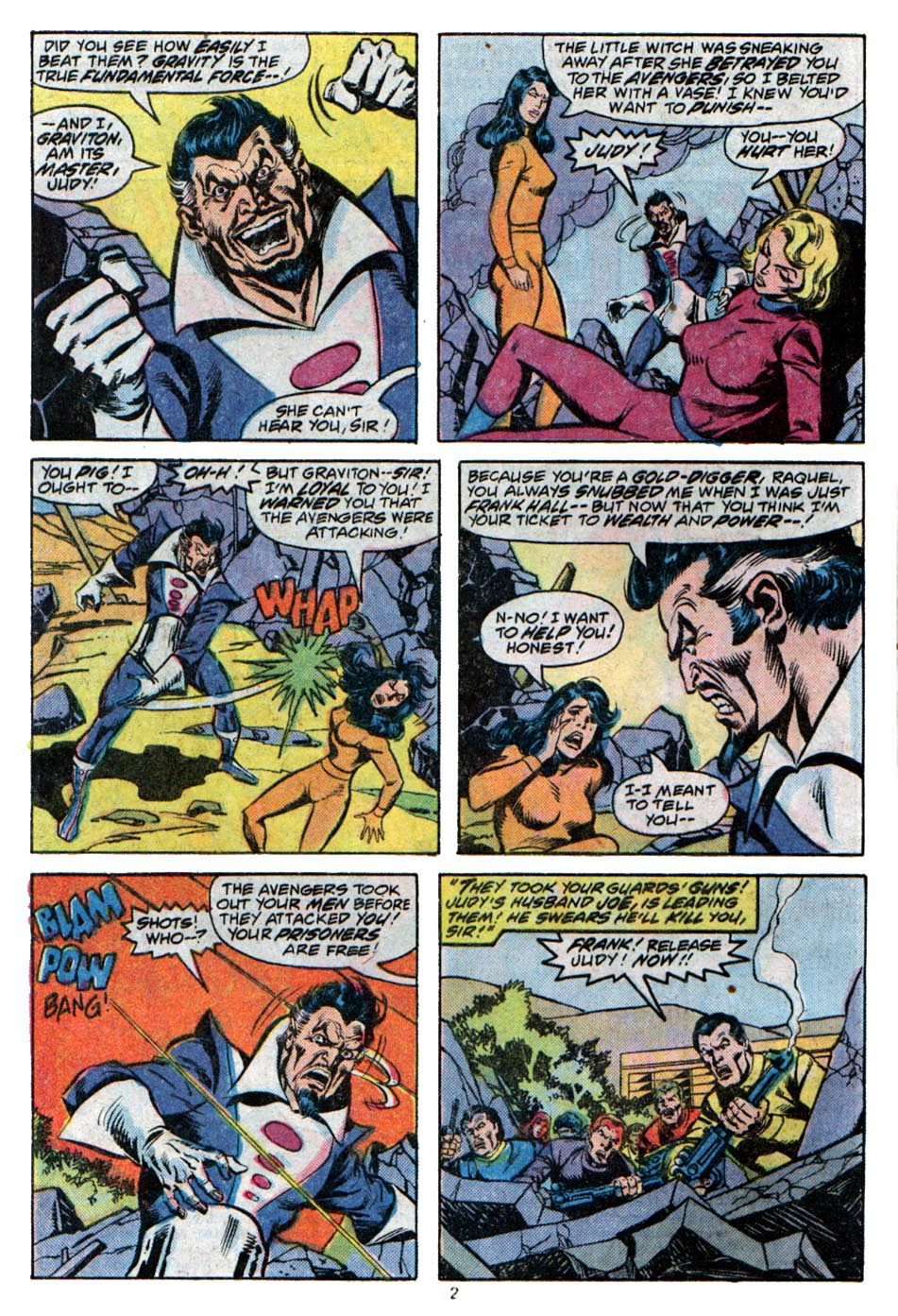 The Avengers (1963) 159 Page 2