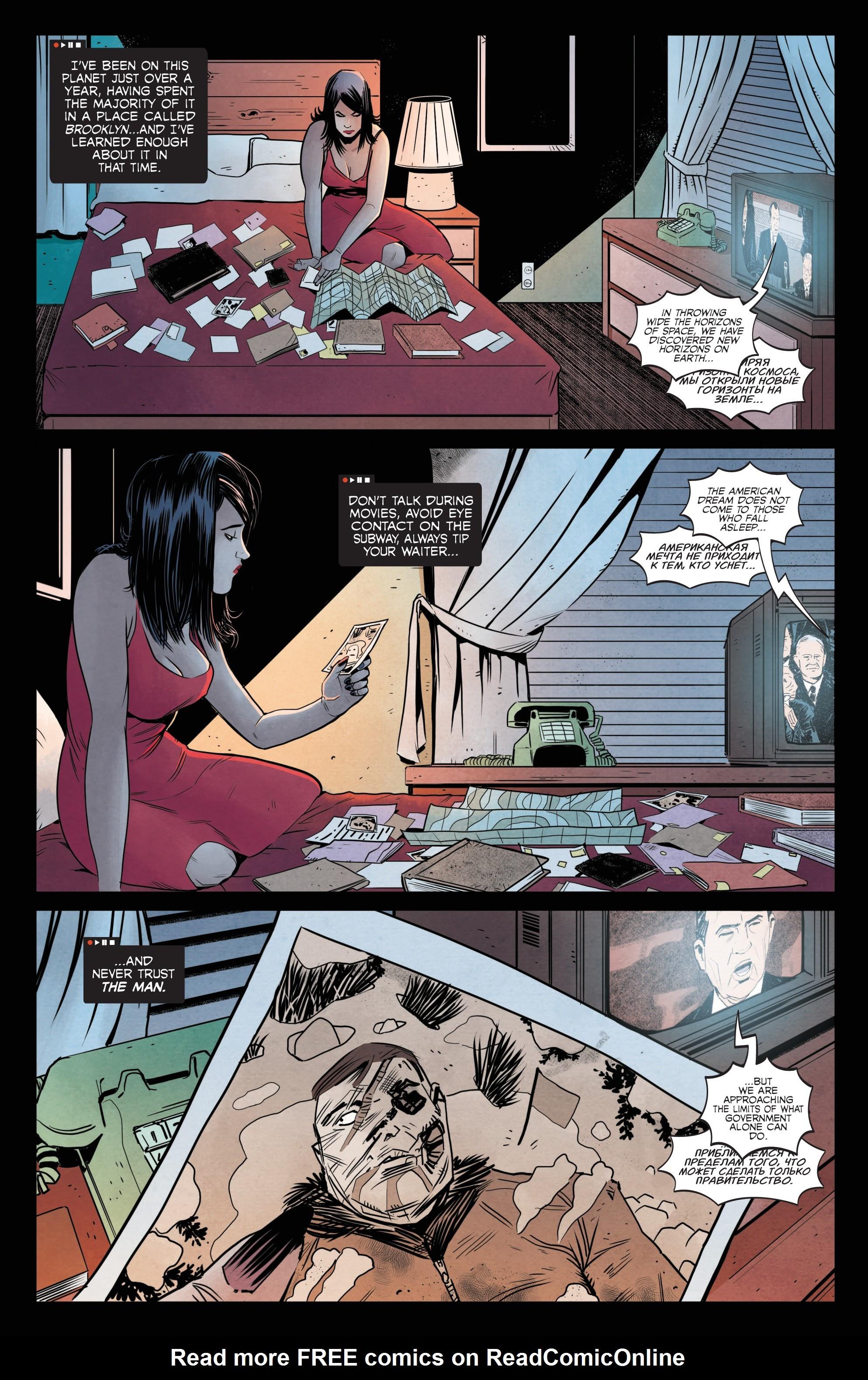 Vampirella/Red Sonja #1 #1 - English 8