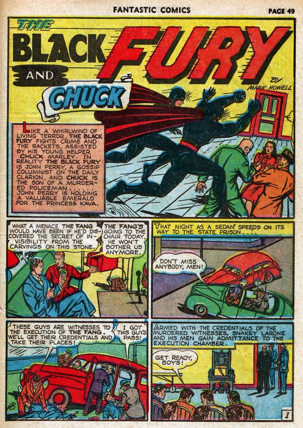 Read online Fantastic Comics comic -  Issue #18 - 51