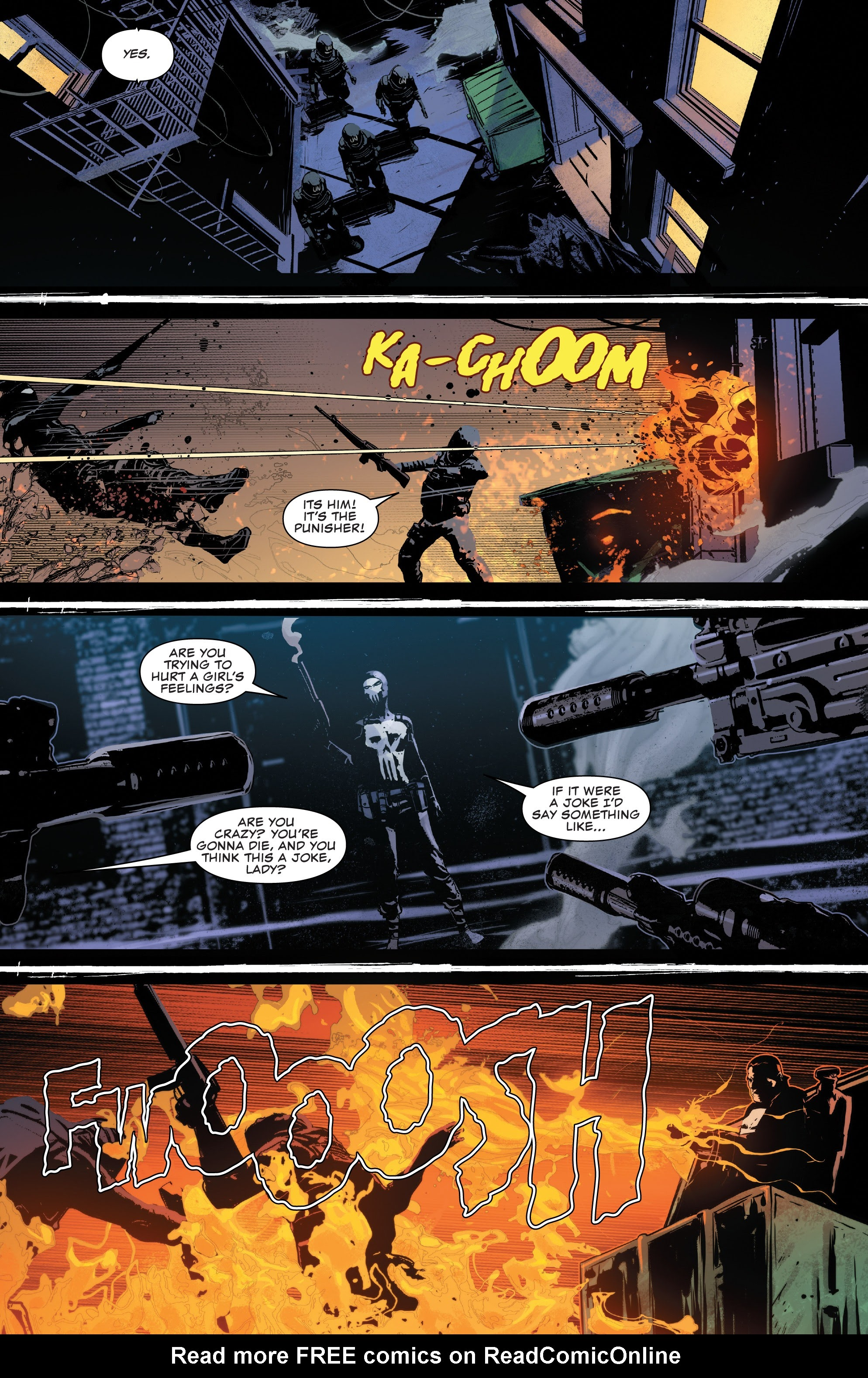 Read online The Punisher (2018) comic -  Issue #15 - 8
