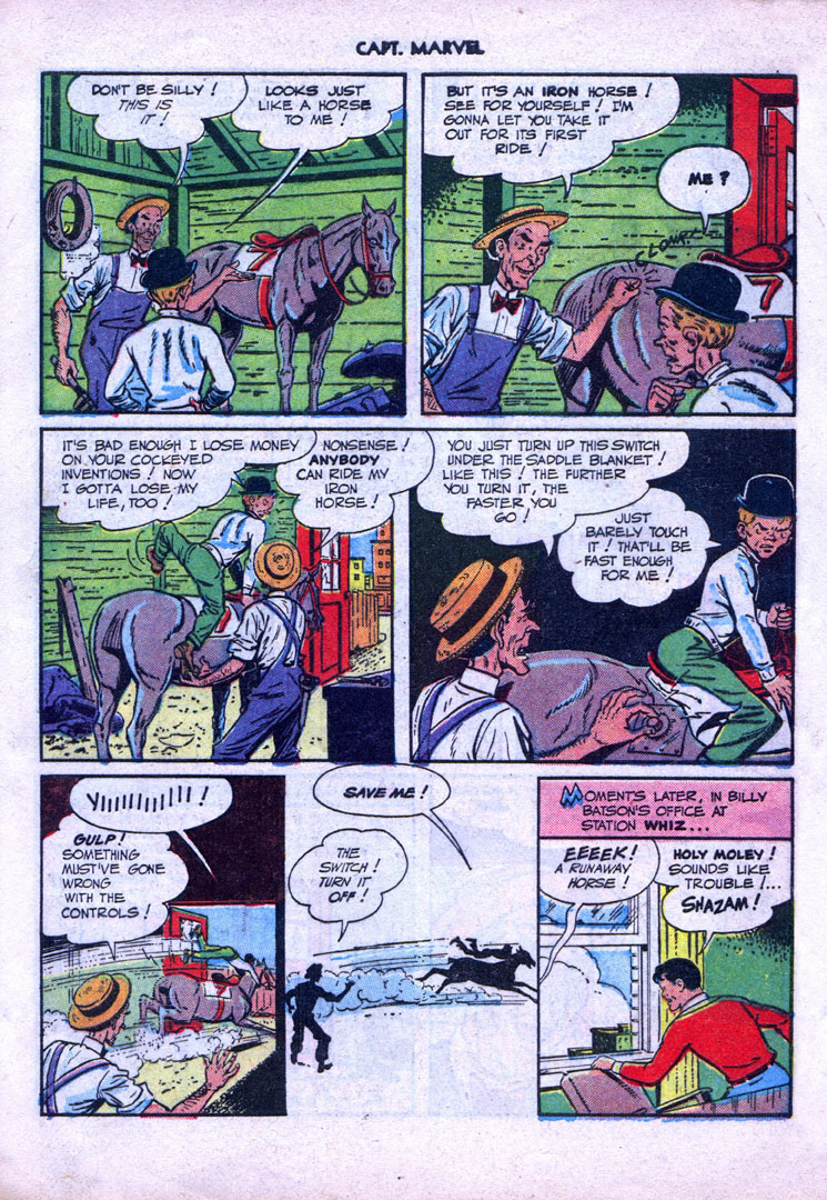 Captain Marvel Adventures issue 87 - Page 43