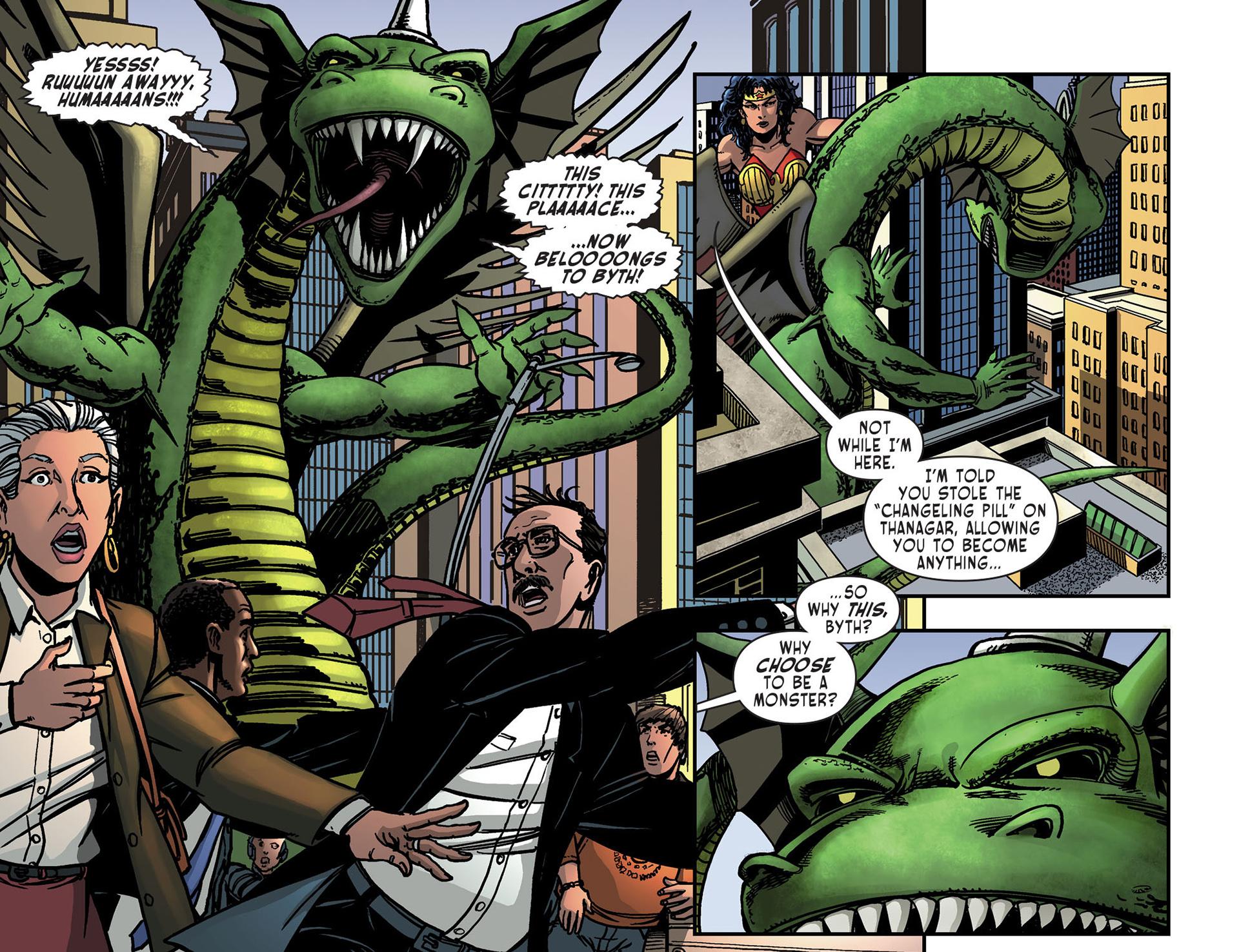 Read online Sensation Comics Featuring Wonder Woman comic -  Issue #10 - 11