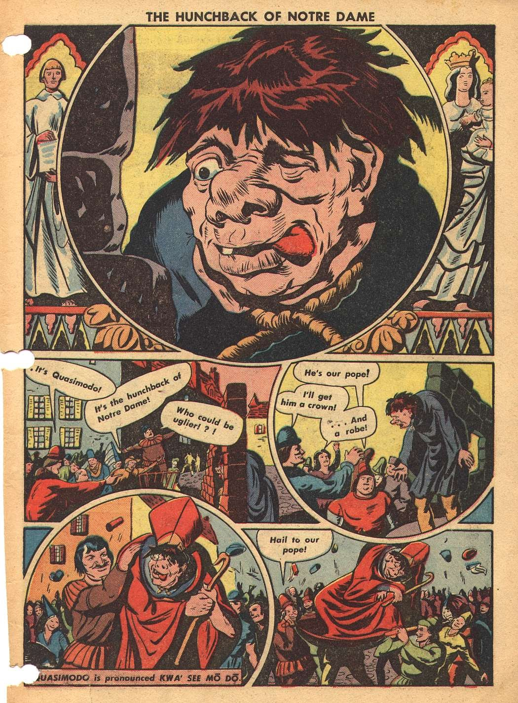 Classics Illustrated issue 18 - Page 14