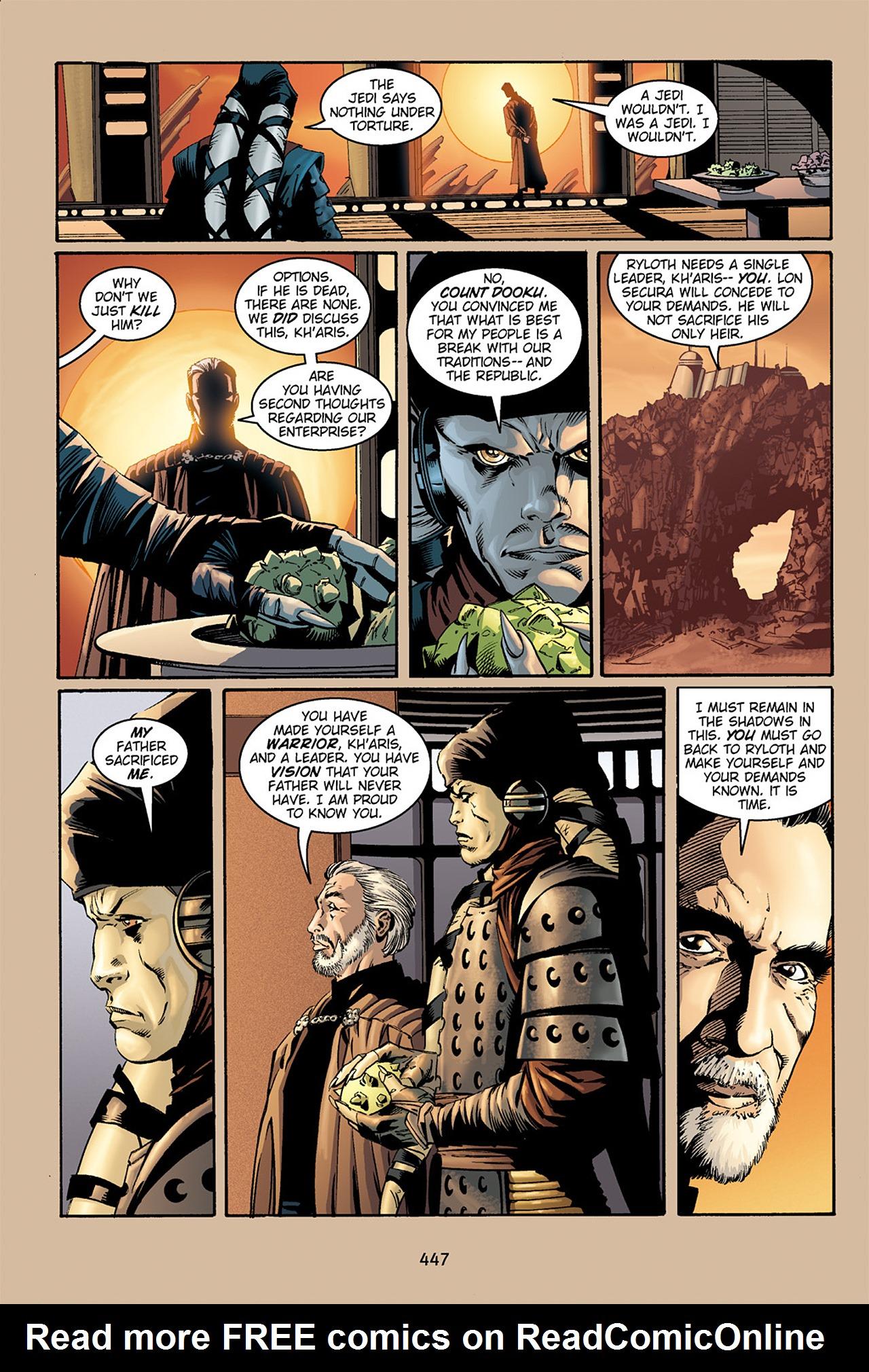 Read online Star Wars Omnibus comic -  Issue # Vol. 15.5 - 165