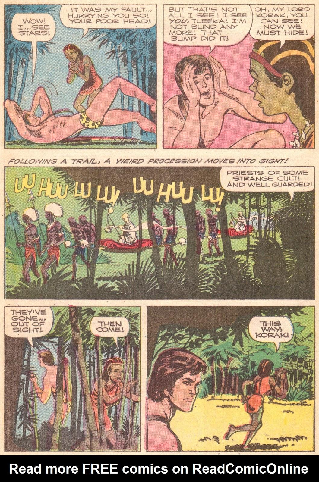 Korak, Son of Tarzan (1964) issue 39 - Page 8