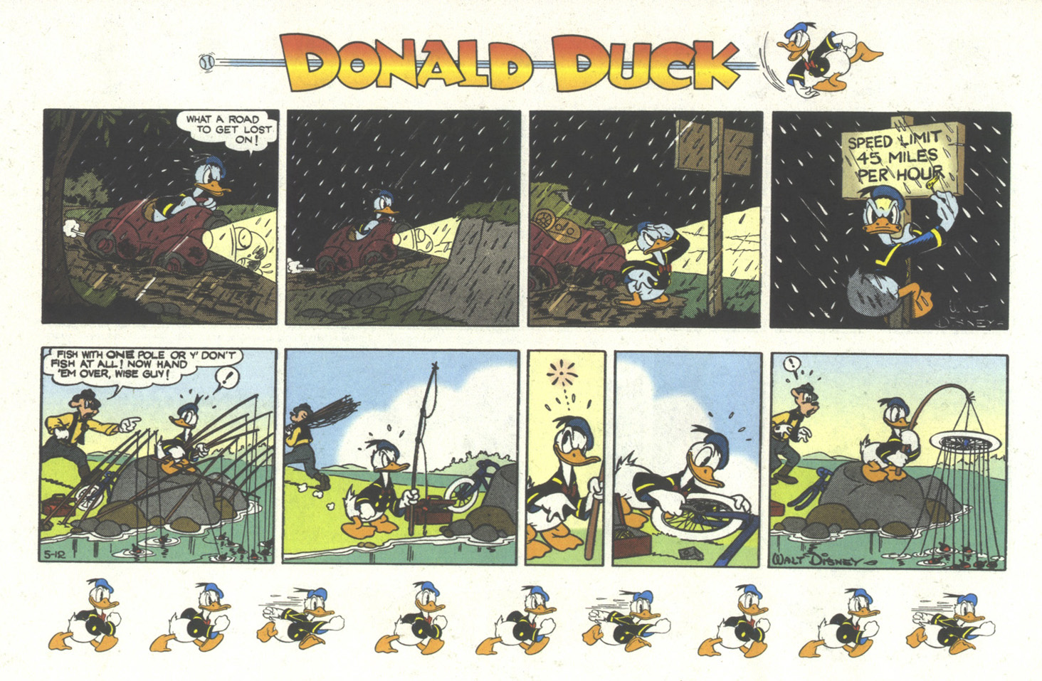 Walt Disney's Donald Duck (1986) issue 297 - Page 14