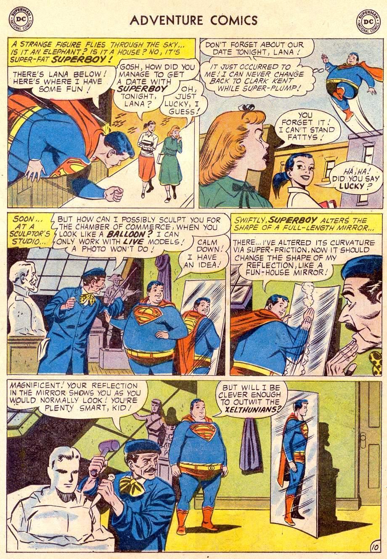 Read online Adventure Comics (1938) comic -  Issue #270 - 12