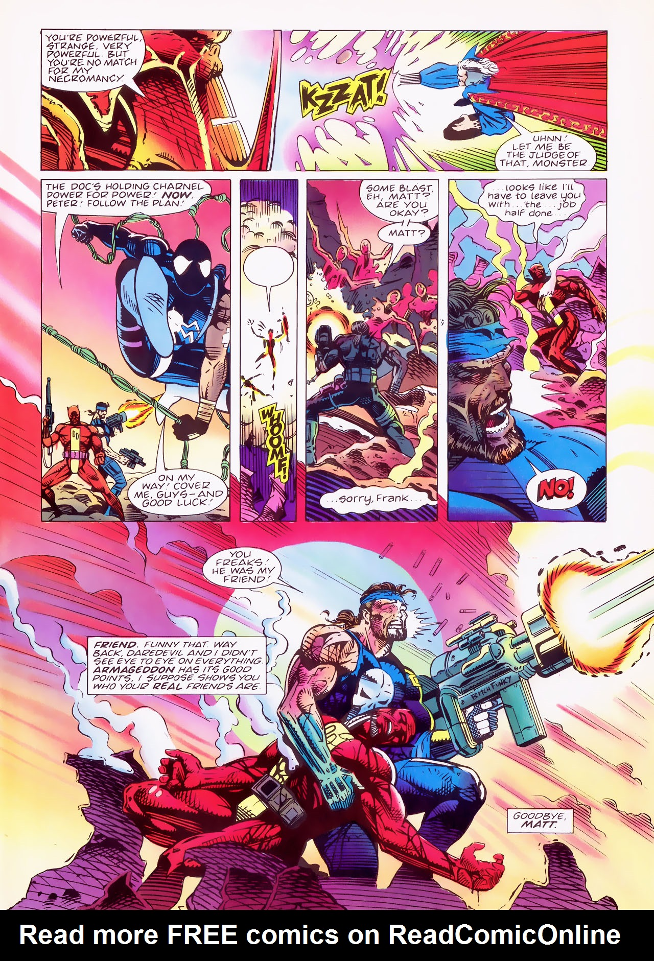 Read online Overkill comic -  Issue #19 - 5