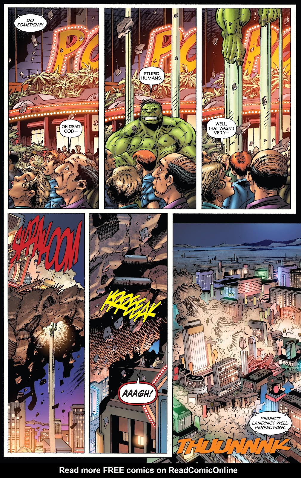 Read online Incredible Hulks (2010) comic -  Issue # _TPB Heart of the Monster - 43