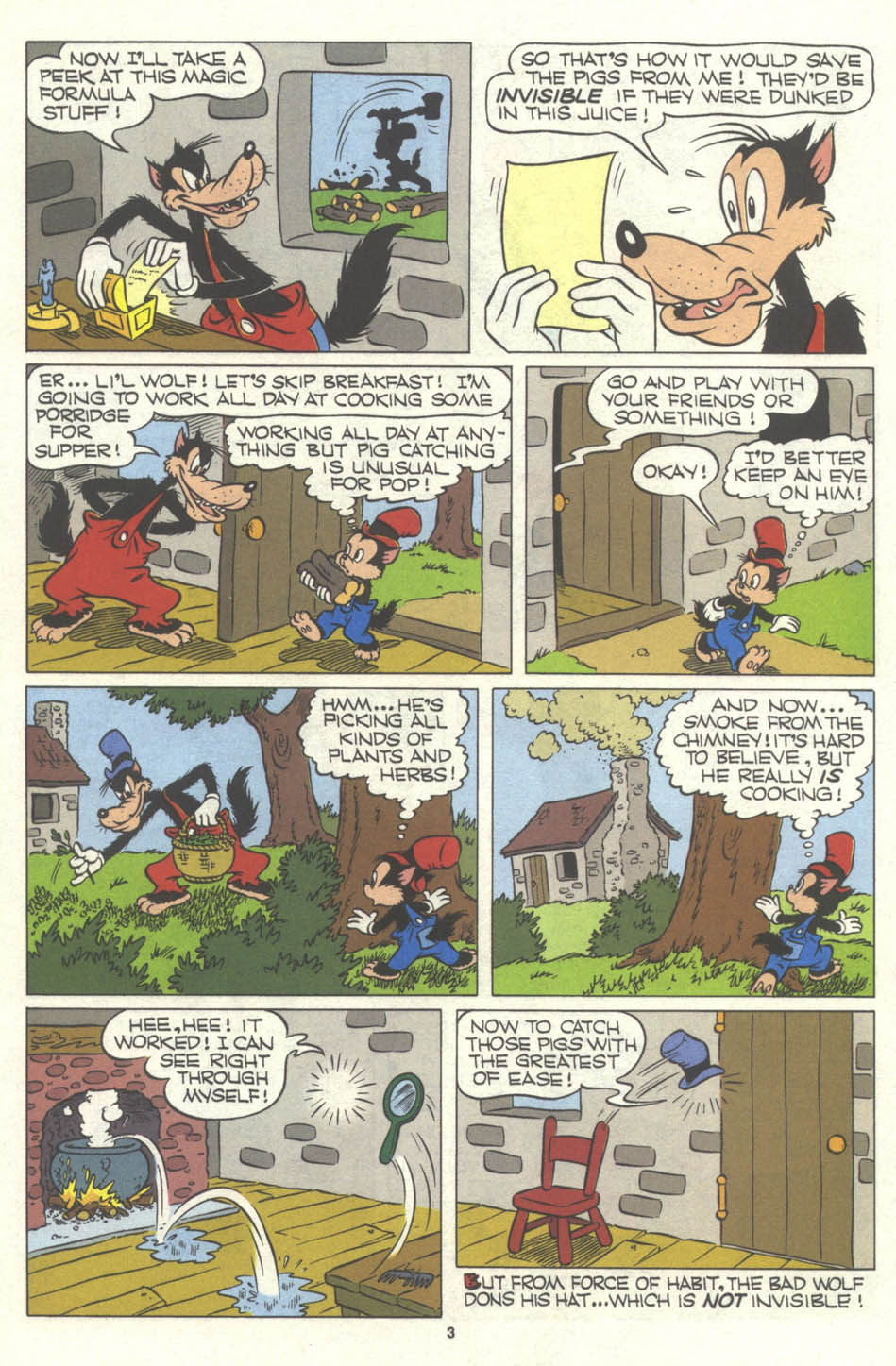 Walt Disney's Comics and Stories issue 576 - Page 21