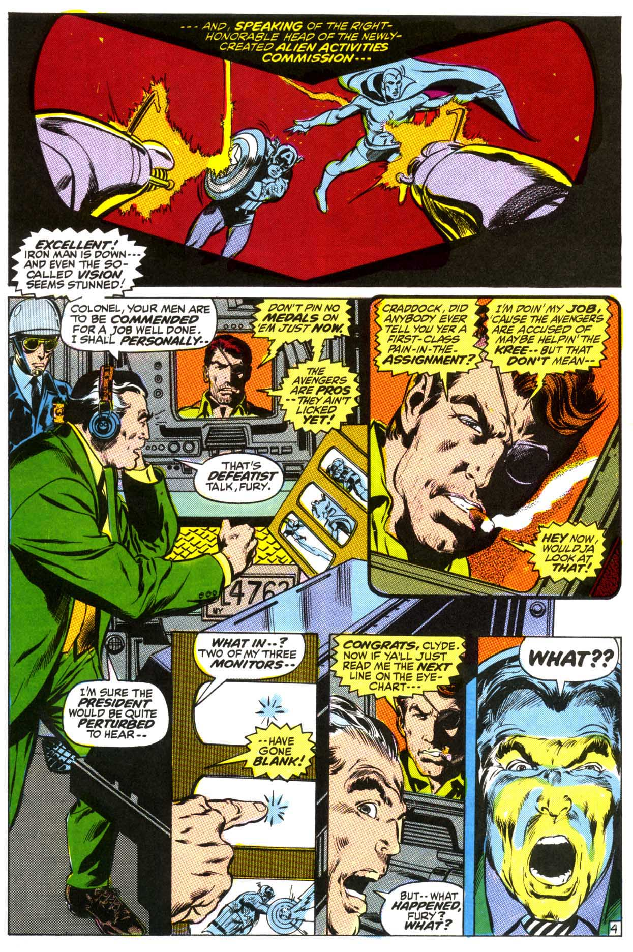 The Avengers (1963) 95 Page 4