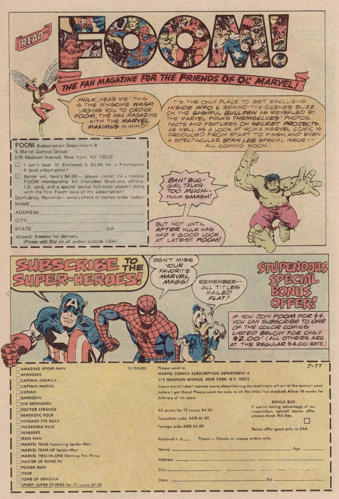 Marvel Triple Action (1972) issue 35 - Page 20