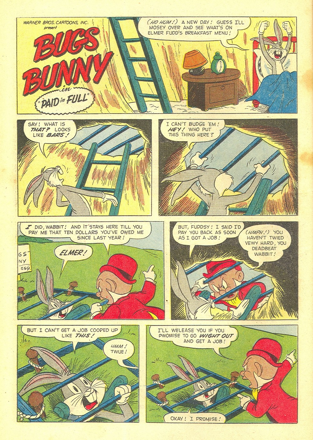 Bugs Bunny (1952) issue 45 - Page 14