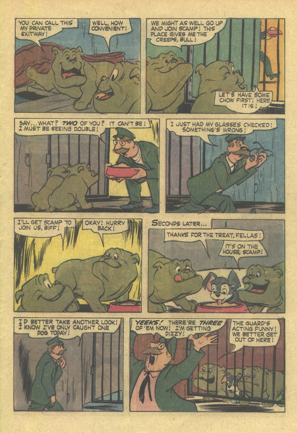 Scamp (1967) issue 10 - Page 25
