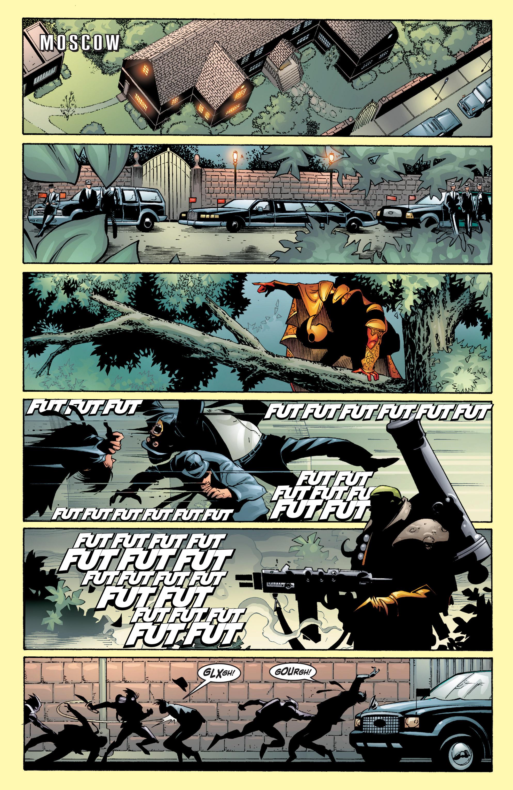 Read online Uncanny X-Men (1963) comic -  Issue #384 - 4