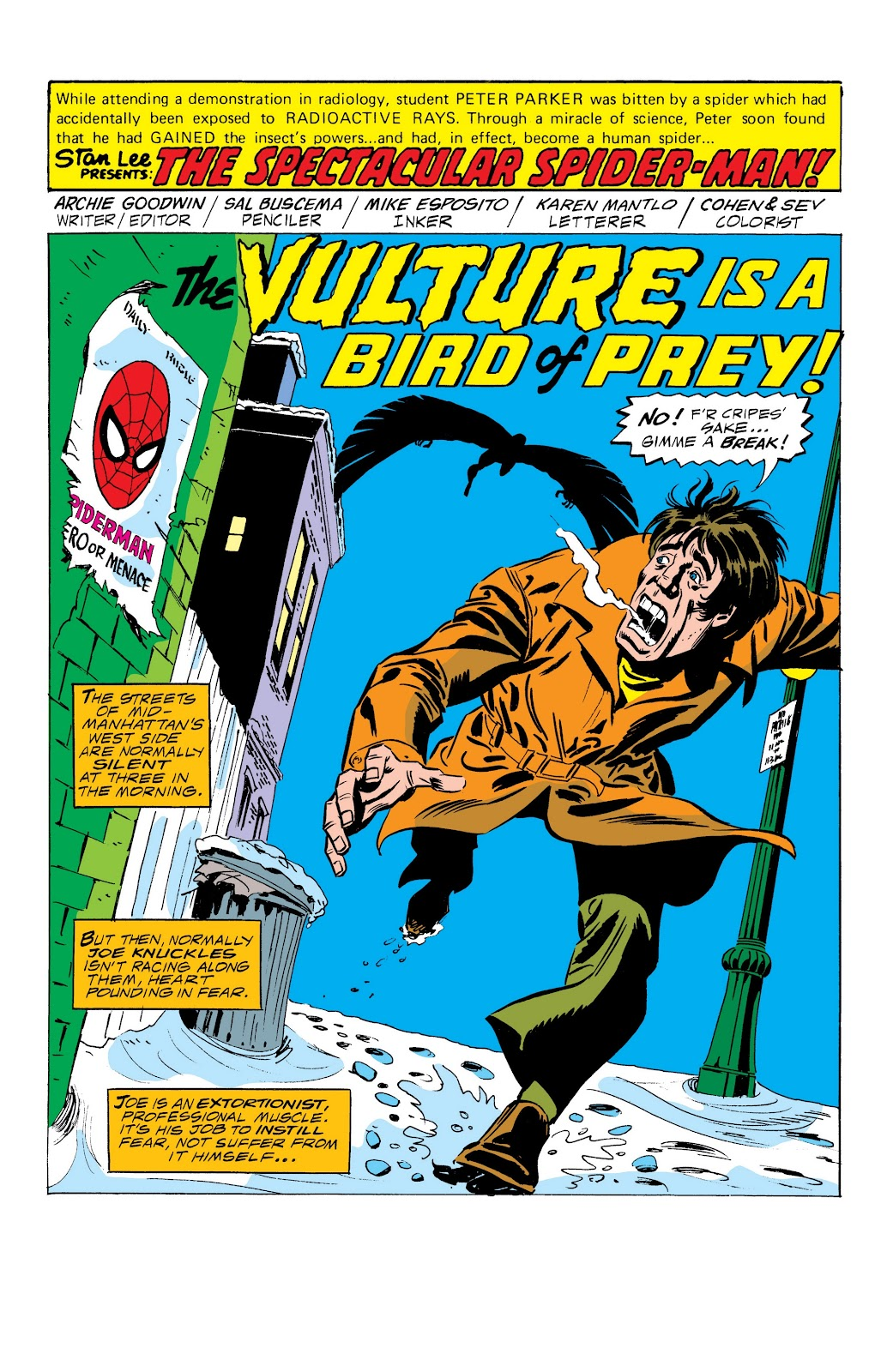 Read online Marvel Masterworks: The Spectacular Spider-Man comic -  Issue # TPB (Part 1) - 63