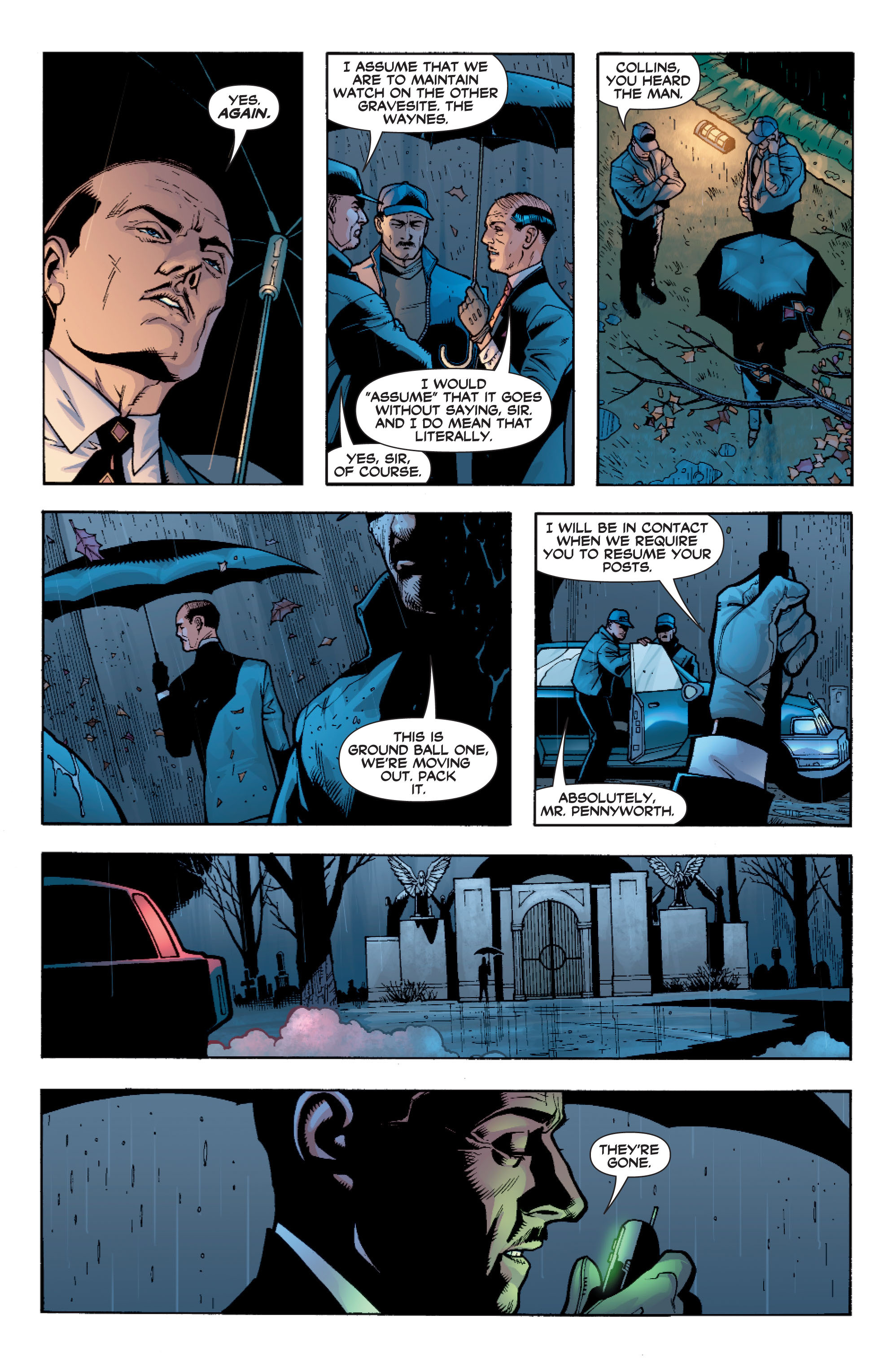 Read online Batman: Under The Red Hood comic -  Issue # Full - 178