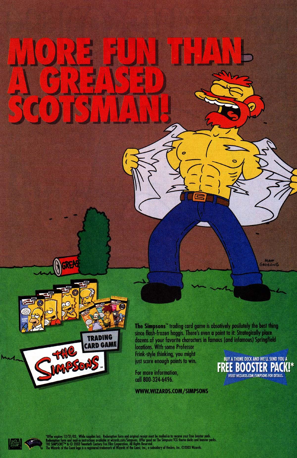 Read online Simpsons Comics Presents Bart Simpson comic -  Issue #13 - 23