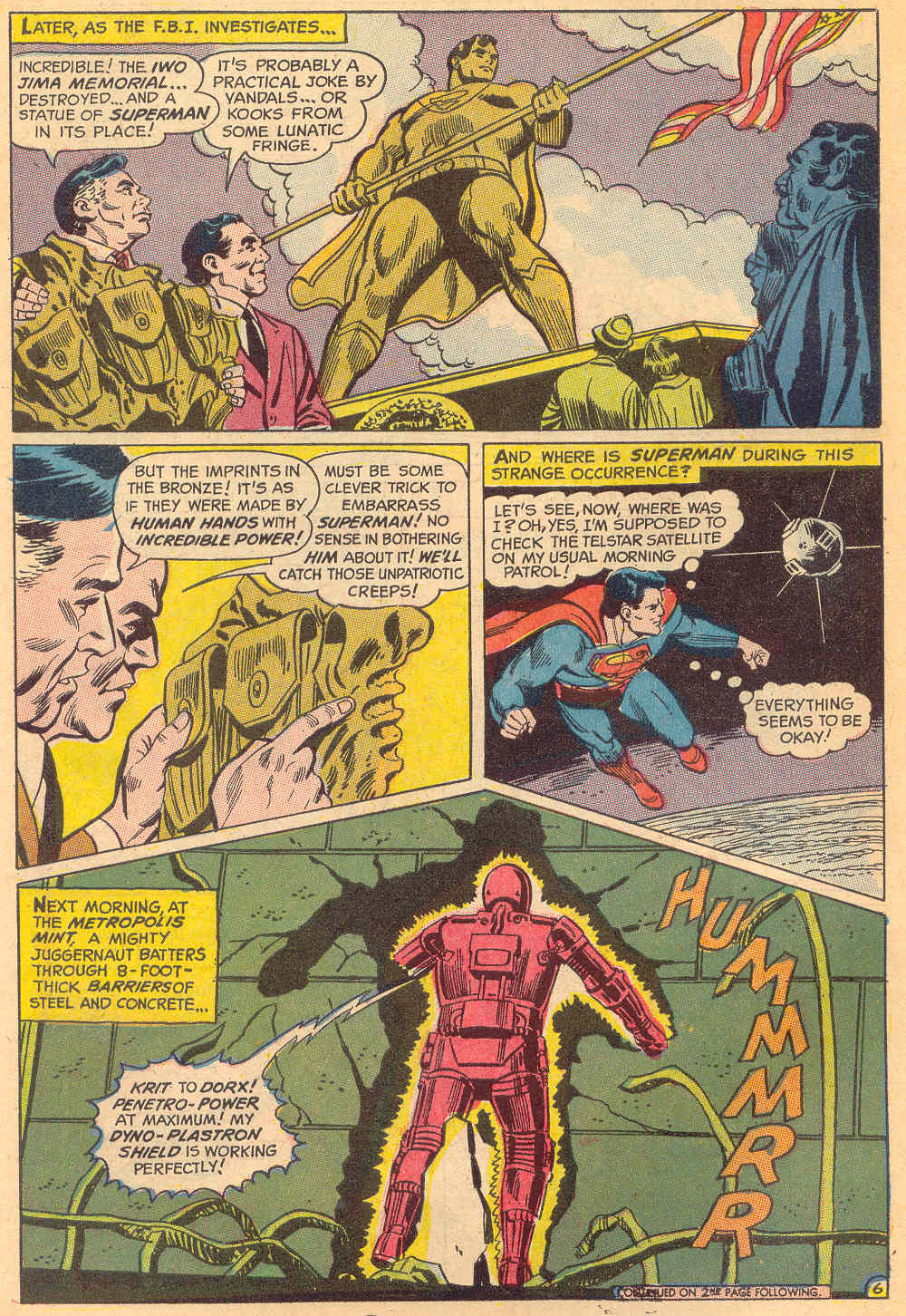 Read online Action Comics (1938) comic -  Issue #380 - 8