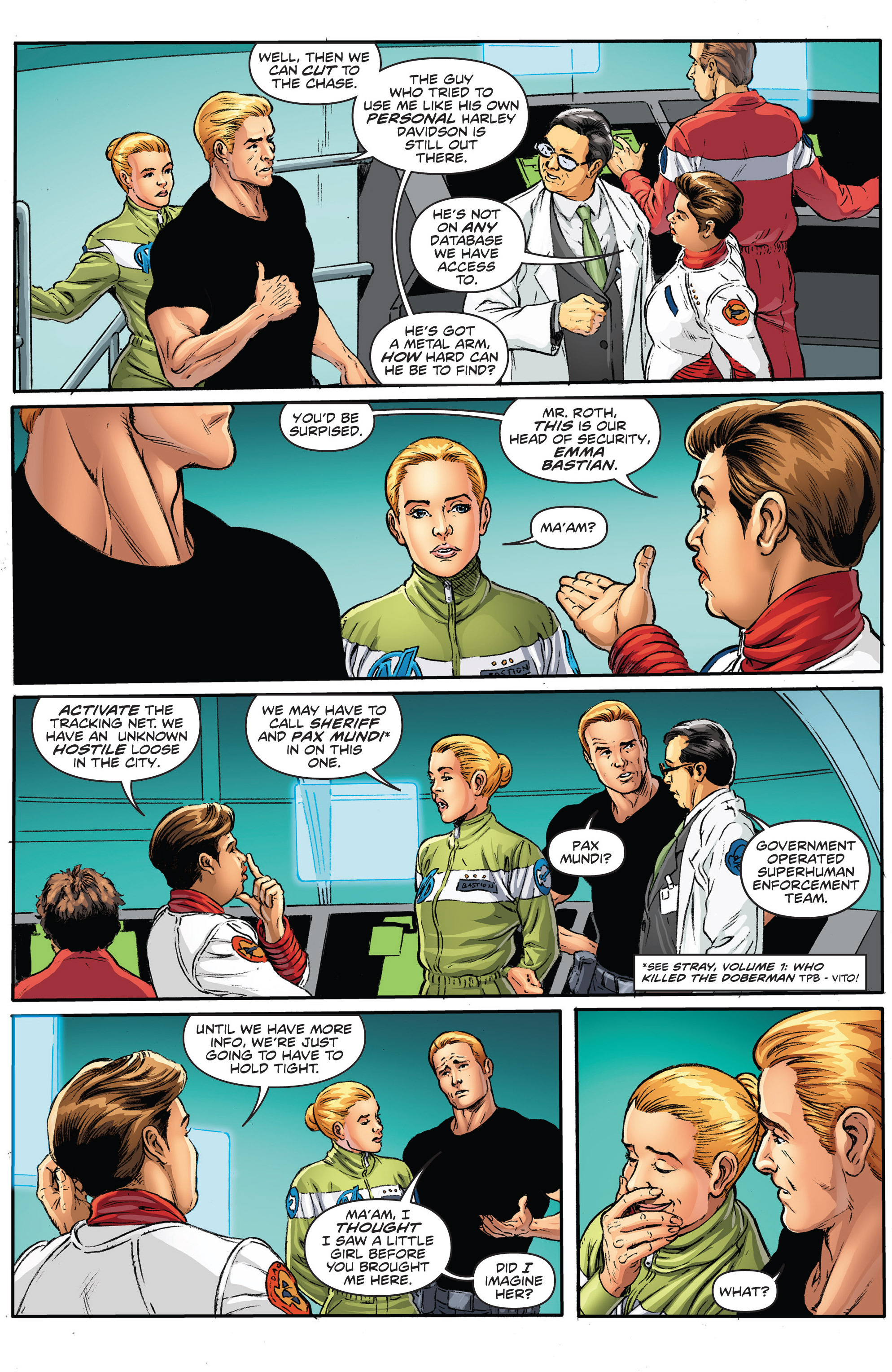 Read online Actionverse comic -  Issue #2 - 8