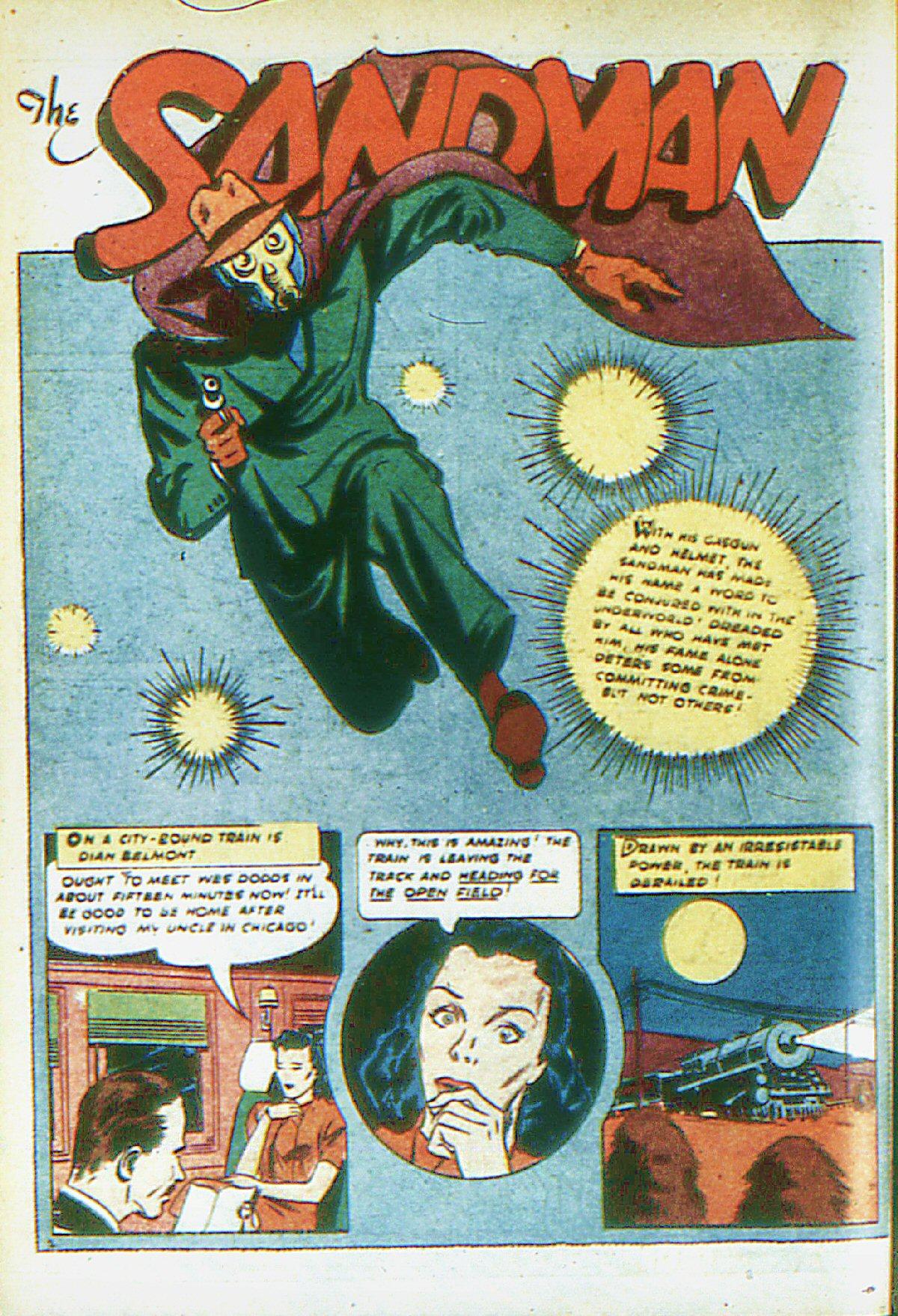 Read online Adventure Comics (1938) comic -  Issue #66 - 59