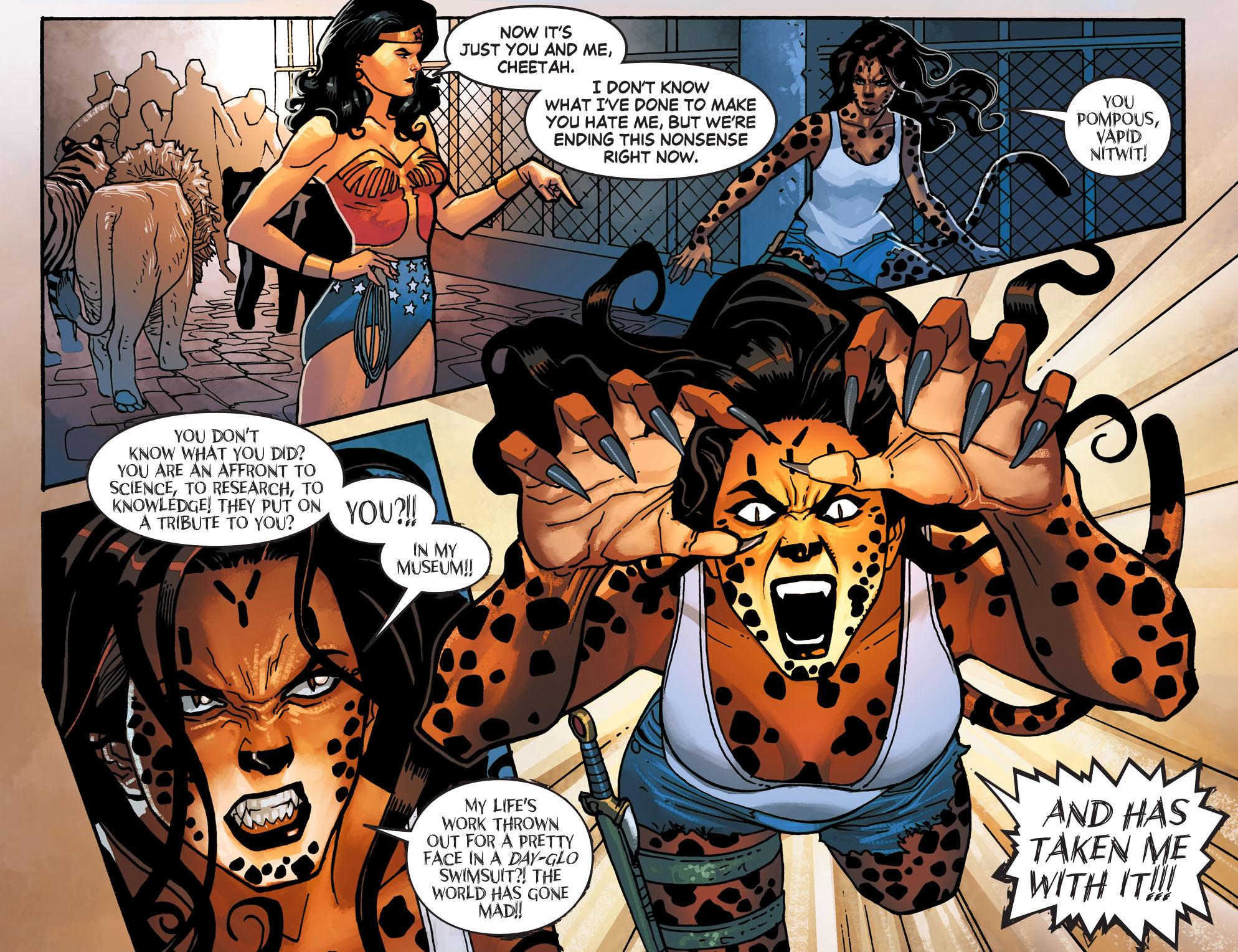 Read online Wonder Woman '77 [I] comic -  Issue #9 - 12