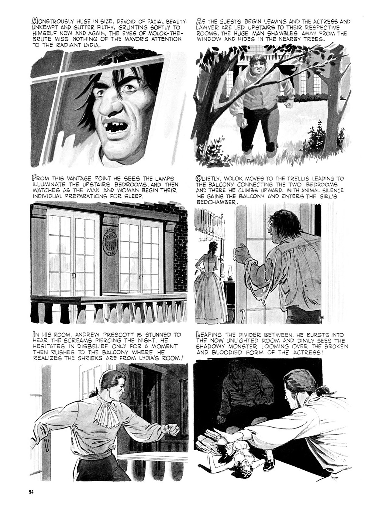 Read online Eerie Archives comic -  Issue # TPB 2 - 95