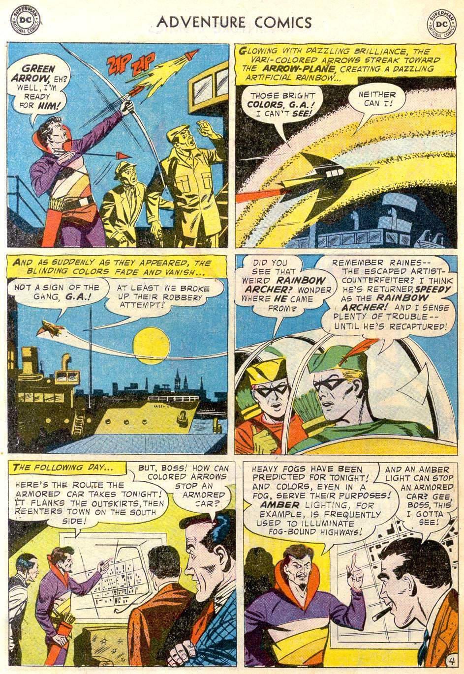Read online Adventure Comics (1938) comic -  Issue #246 - 30