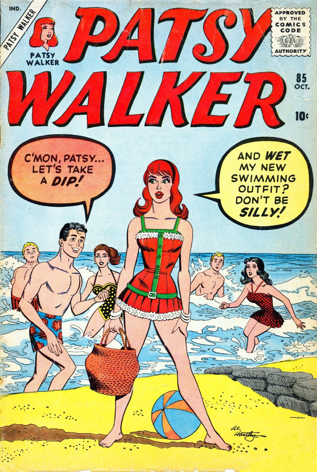 Patsy Walker 85 Page 1
