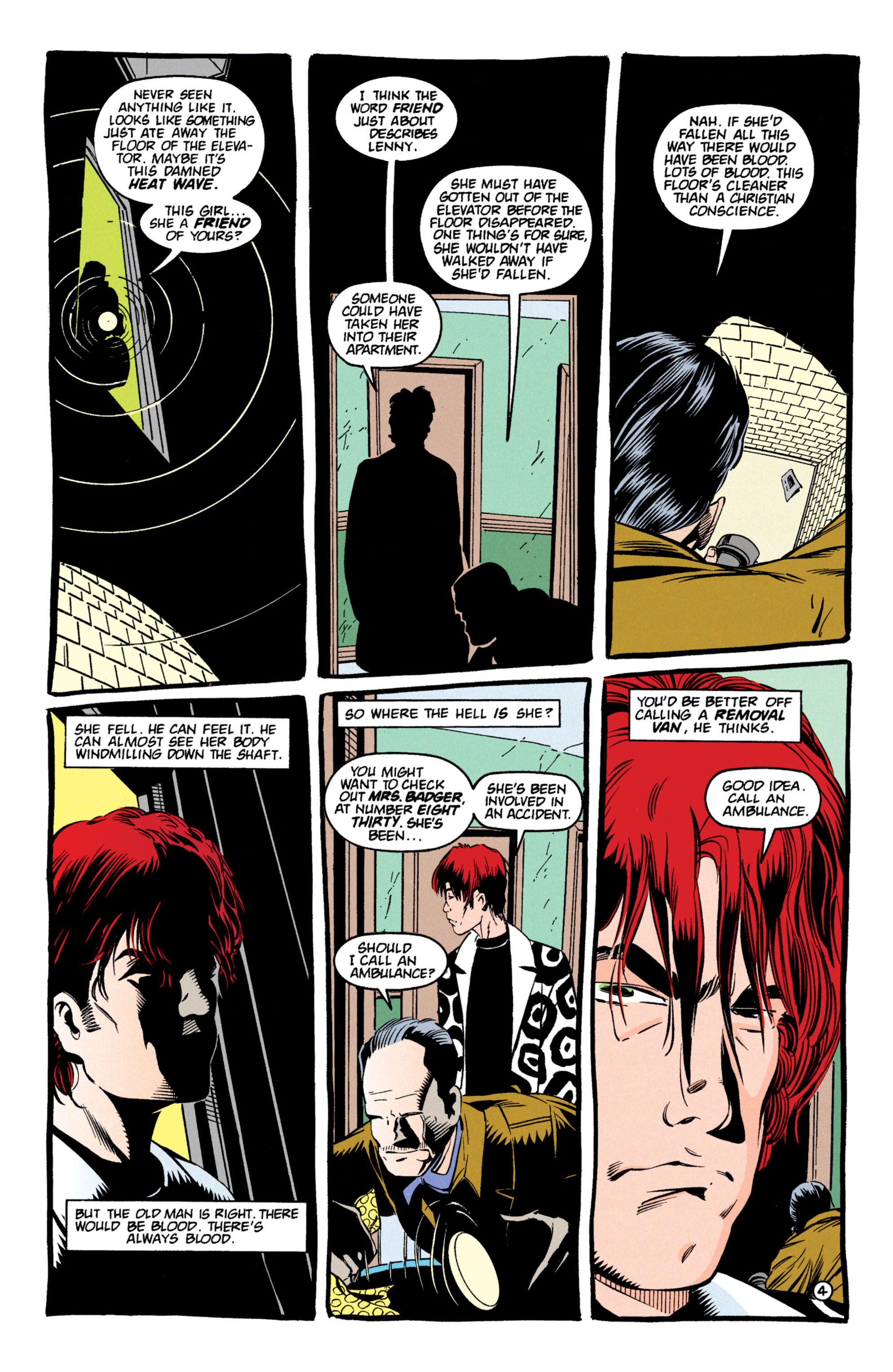Read online Shade, the Changing Man comic -  Issue #59 - 5