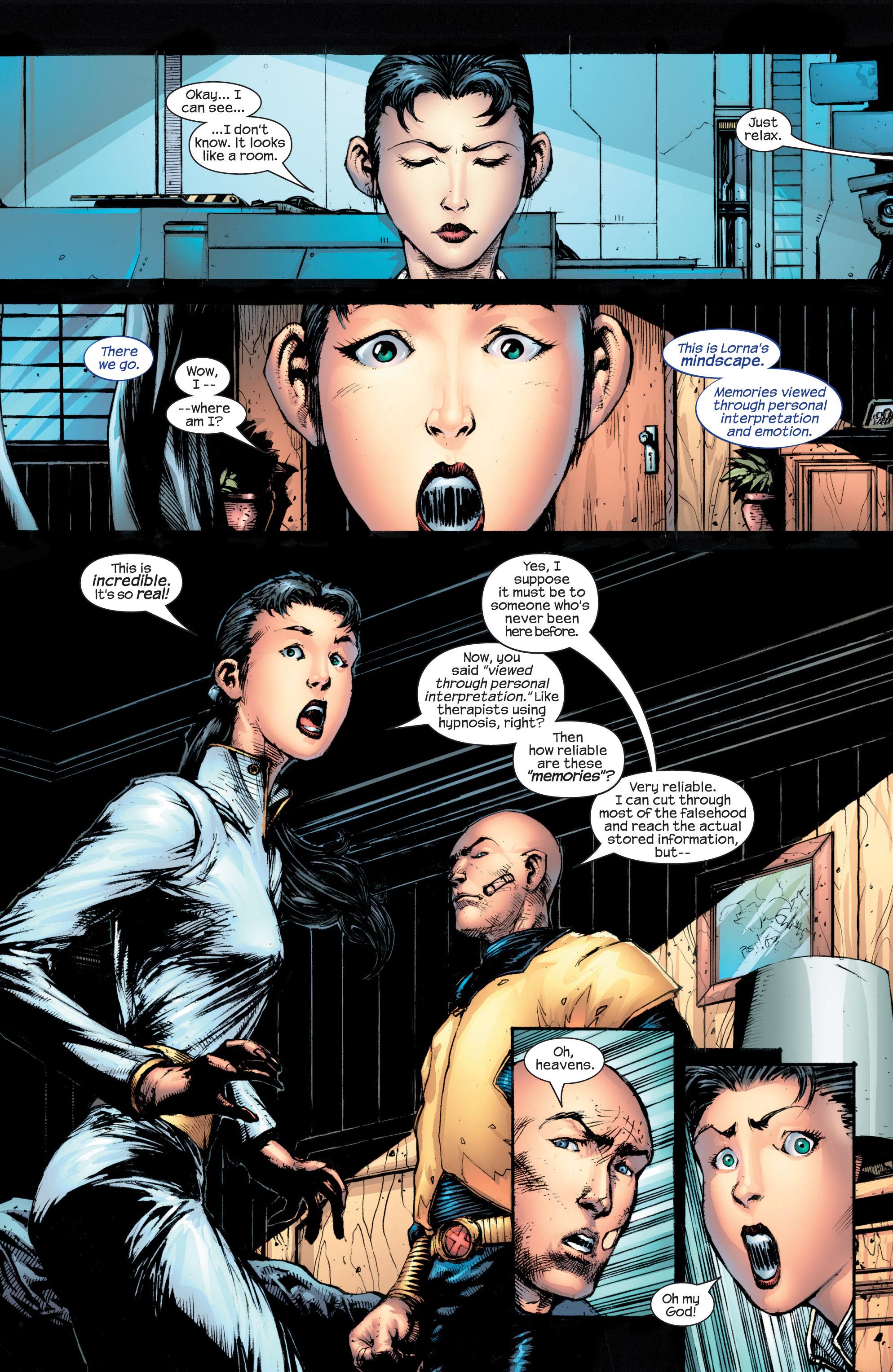 Read online Uncanny X-Men (1963) comic -  Issue #430 - 12