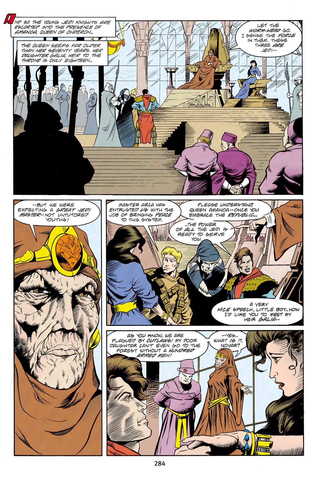 Read online Star Wars Omnibus comic -  Issue # Vol. 4 - 273
