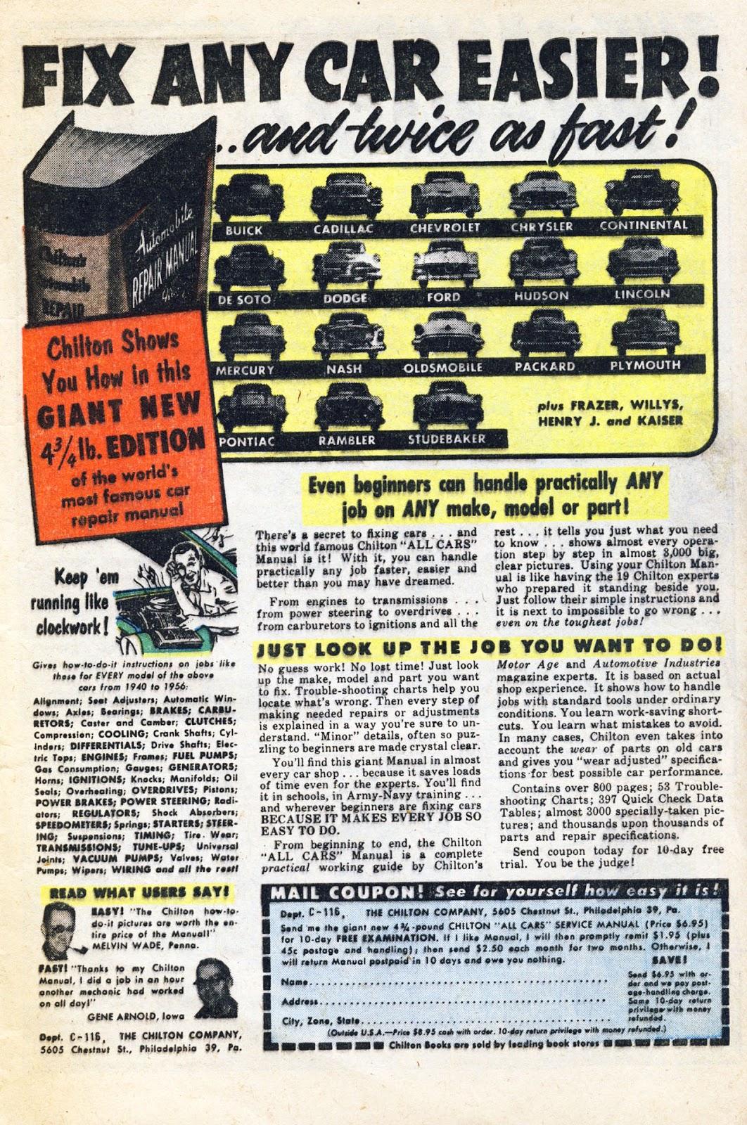 Gunsmoke Western issue 38 - Page 9