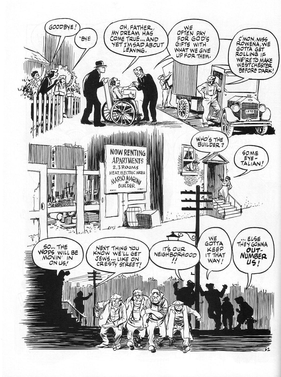 Read online Dropsie Avenue, The Neighborhood comic -  Issue # Full - 64