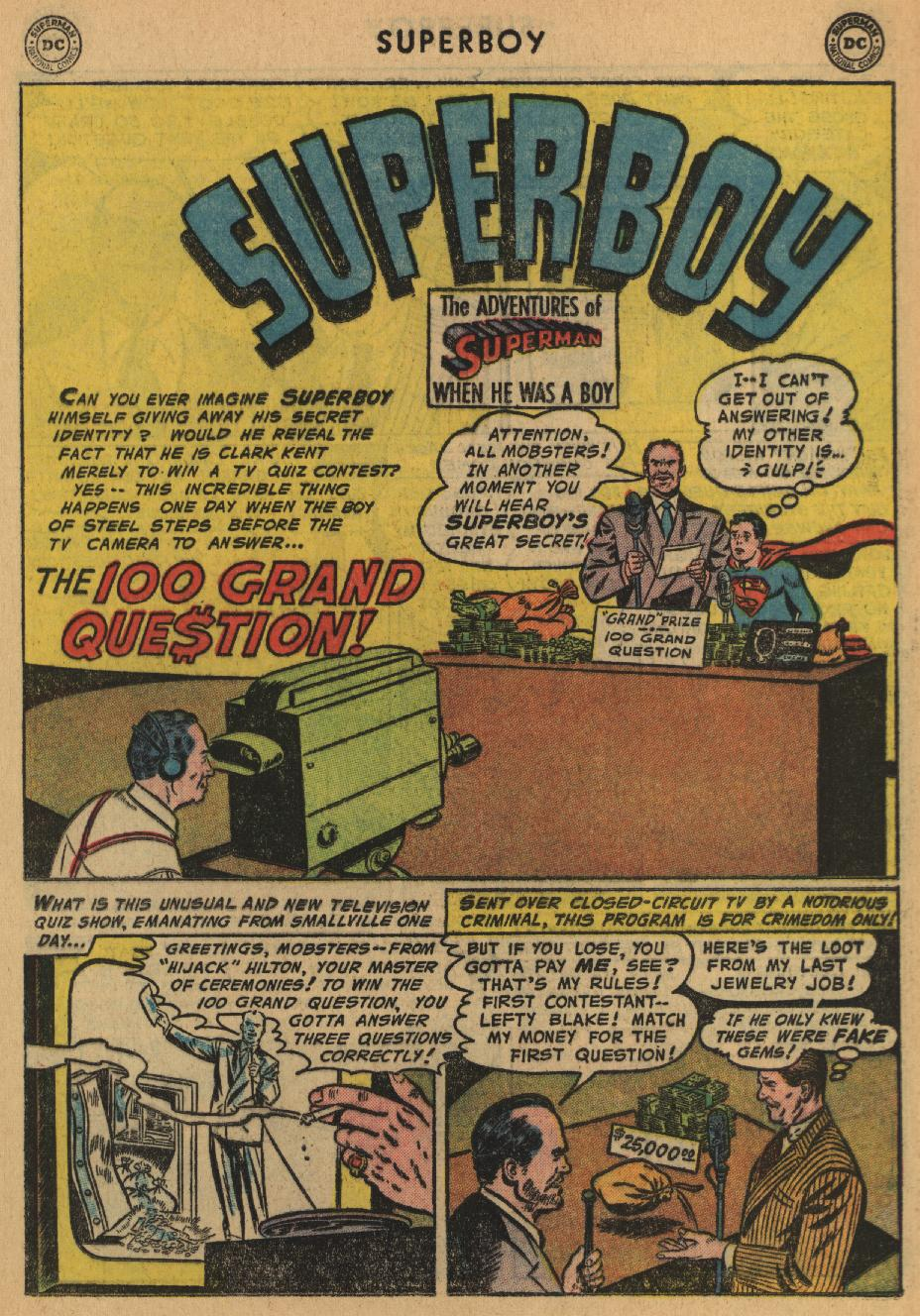 Superboy (1949) issue 47 - Page 11