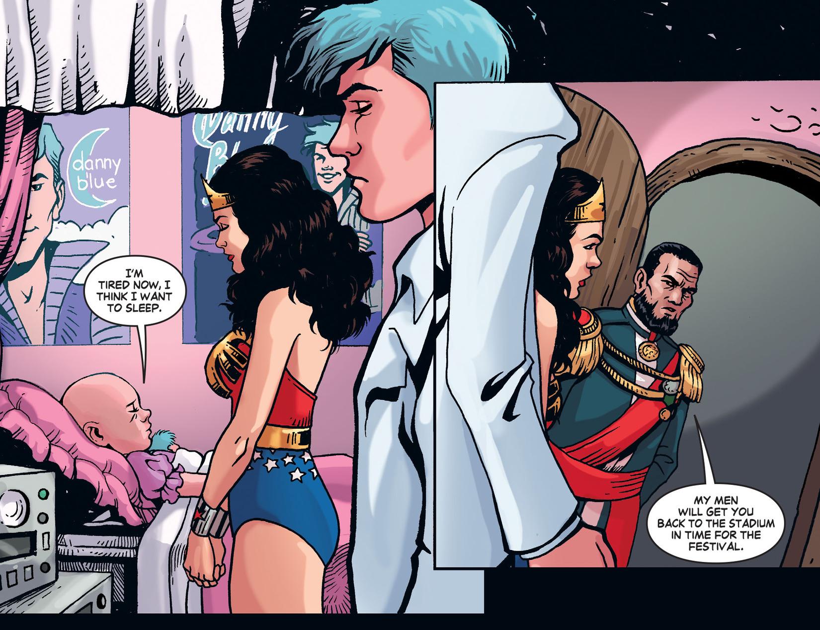 Read online Wonder Woman '77 [I] comic -  Issue #25 - 19