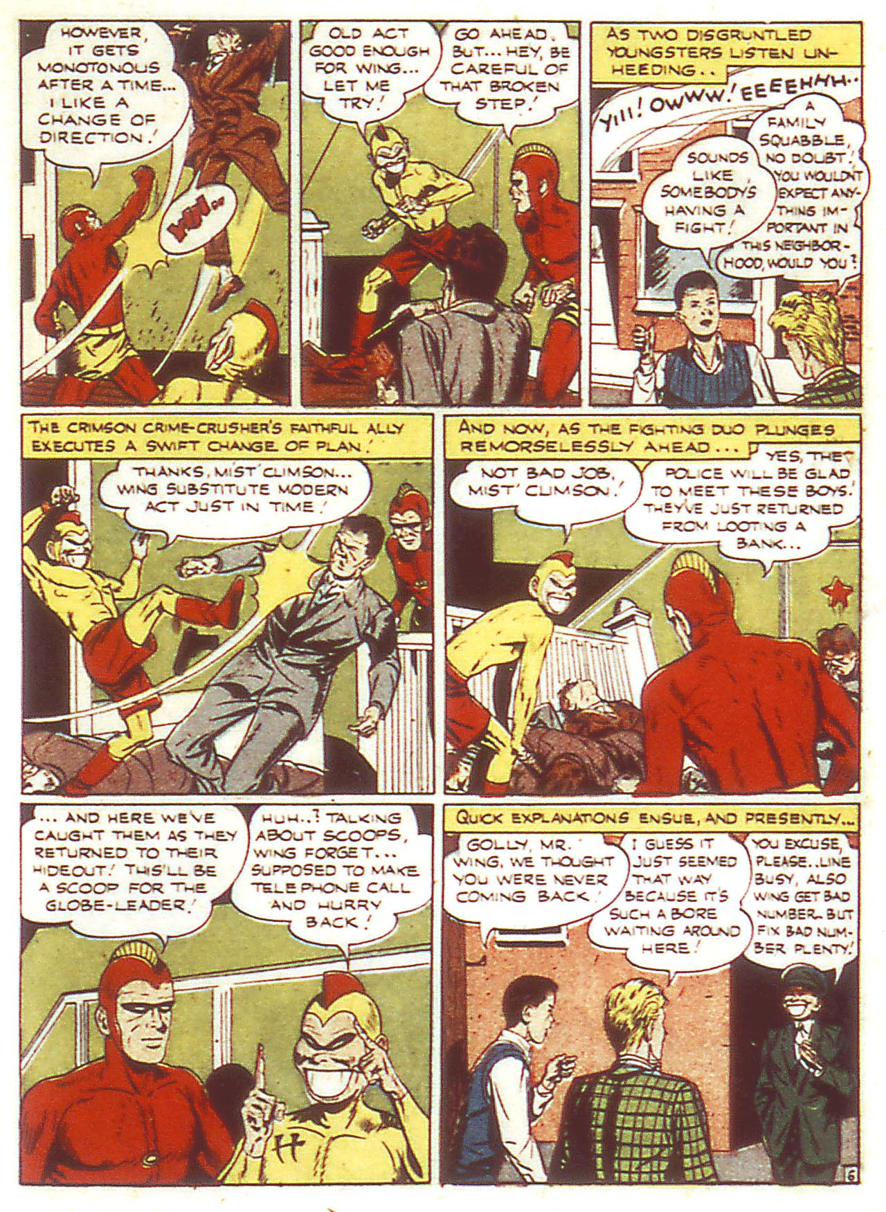Detective Comics (1937) 86 Page 28