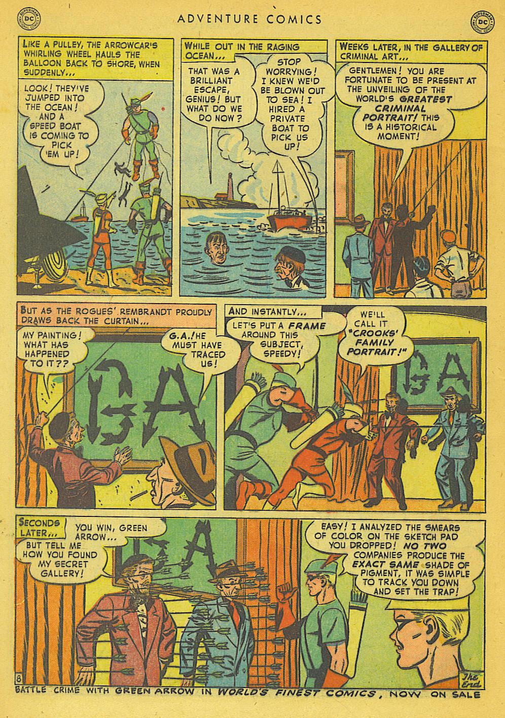 Read online Adventure Comics (1938) comic -  Issue #153 - 47