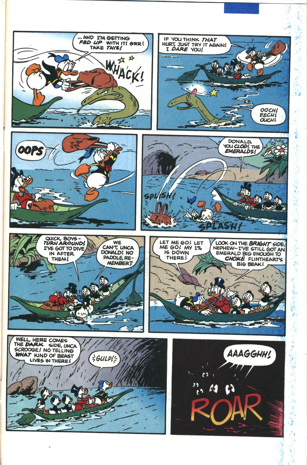 Read online Uncle Scrooge (1953) comic -  Issue #285 - 25